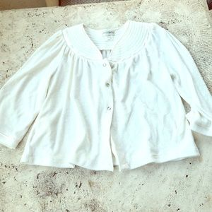 Adorable Terry Cloth After Shower/Swim PJ Top